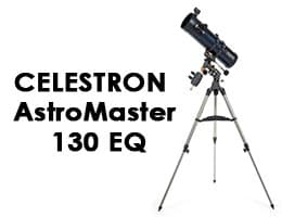 Celestron AstroMaster 130 EQ Reflector Telescope