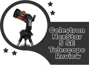 Celestron Nexstar 5 SE