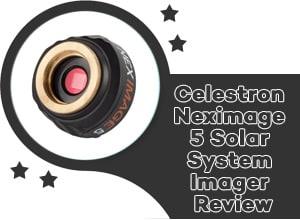 Celestron Neximage 5 solar