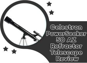 Celestron PowerSeeker 50 AZ