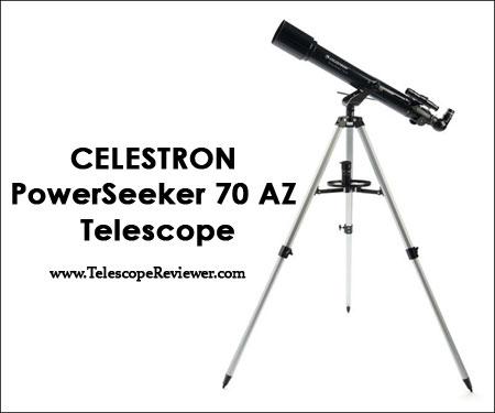 Celestron-PowerSeeker-70-AZ-Telescope