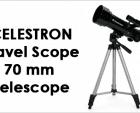 Celestron 21035 70mm Travel Scope Telescope Review