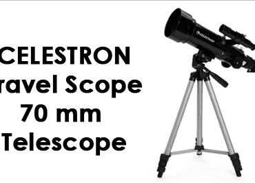 Celestron Travel Scope 70mm Telescope