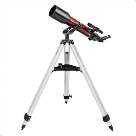 Orion 10034 GoScope II 70mm Refractor Travel Telescope Moon Kit