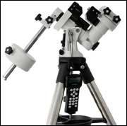 iOptron Polar Scope Hard Case Telescope