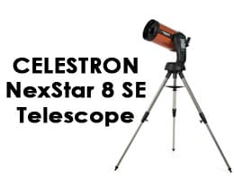 Celestron NexStar 8 SE Telescope Review