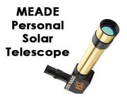 Meade Personal Solar Telescope Review