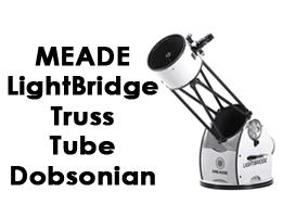 Meade 1205-05-03 LightBridge 12-Inch Truss Tube