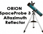 Orion 11043 SpaceProbe 3 Altazimuth Reflector Telescope Review