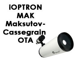 iOptron MAK 152mm, 1900mm Focal Length  f12.5 Maksutov-Cassegrain OTA Telescope Review