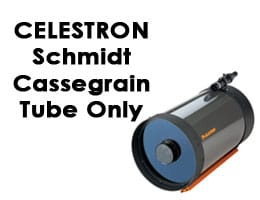 Celestron 8 Inch Schmidt Cassegrain Tube Only Review