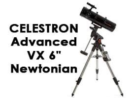 Celestron Advanced VX 6 Newtonian Telescope