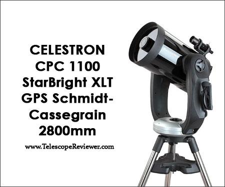 Celestron CPC 1100 StarBright XLT GPS Schmidt-Cassegrain