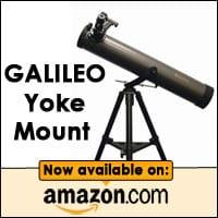 Galileo Yoke Mount