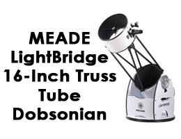 Meade 1645-05-03 LightBridge 16-Inch Truss Tube