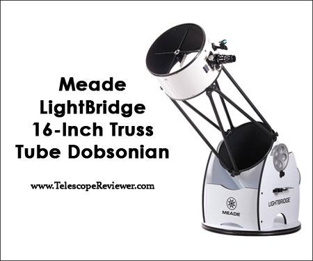 Meade 1645-05-03 LightBridge 16-Inch Truss Tube