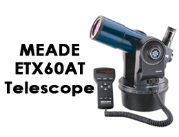 Meade ETX60AT Telescope Review