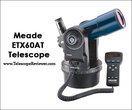 Meade ETX60AT Telescope