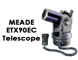 Meade ETX 90 Telescope Review