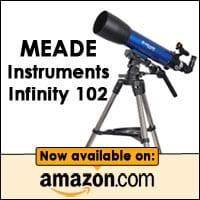 Meade Instruments Infinity 102 AZ Refractor