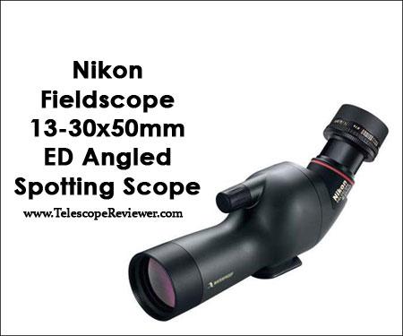 Nikon 13-30x50 ED Fieldscope