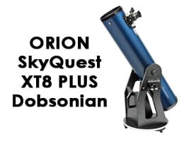 Orion 8974 SkyQuest XT8 PLUS Dobsonian Reflector