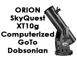 Orion Telescopes Reviews
