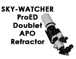 Sky-Watcher ProED 80mm Doublet APO Refractor Telescope Review