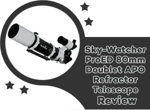 sky watcher proed 80mm