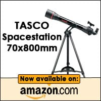 Tasco Spacestation Refractor AZ