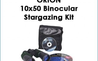 Orion 10X50 Binocular Stargazing Kit
