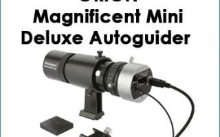 Orion magnificent mini deluxe autoguider