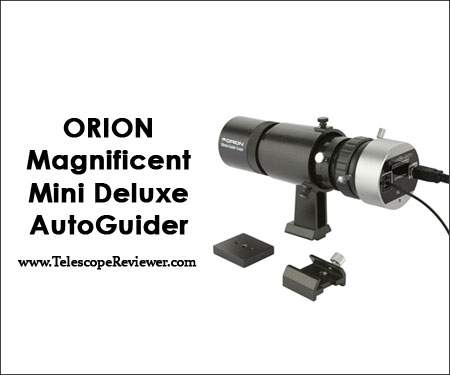 Orion Magnificent Mini Deluxe Autoguider Review | Telescope