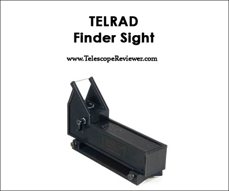 TELRAD Telescope Reflex Sight