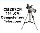 Celestron 114 LCM Computerized Telescope Review
