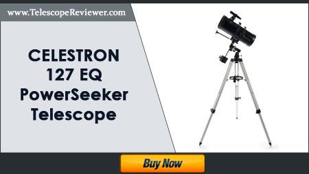 Celestron 127 EQ PowerSeeker TelescopeCelestron 127 EQ PowerSeeker Telescope