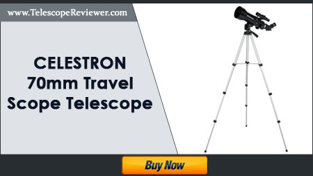 Celestron 21035 70mm Travel Scope Telescope
