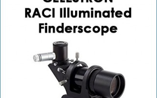 Celestron RACI Illuminated Finderscope