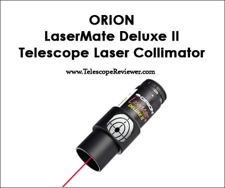 Orion-LaserMate-Deluxe-2-Telescope-Laser-Collimator