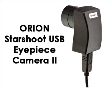Orion StarShoot USB Eyepiece Camera II Review