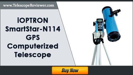 iOptron 9803B-A SmartStar-N114 GPS Computerized Telescope