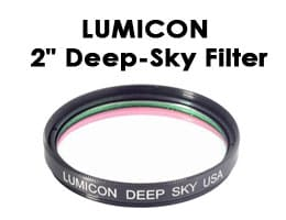 Lumicon LF3015 2″ Deep-Sky Filter Review