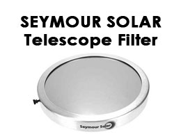 Seymour Solar Telescope Filter Review