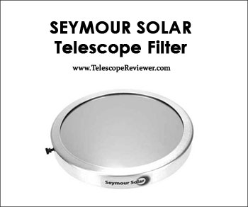 Seymour Solar Telescope Filter
