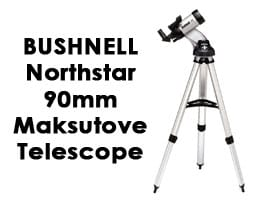 Bushnell BSH788890 Northstar 90mm Maksutove Telescope Review