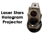 Laser Stars Hologram Projector Review
