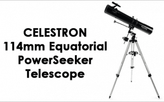 Celestron 21045 Powerseeker In-Depth Review