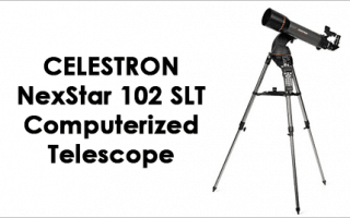 Celestron Nexstar 102 Slt Computerized Telescope Review