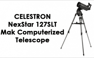 Celestron Nexstar 127 Slt Telescope Review