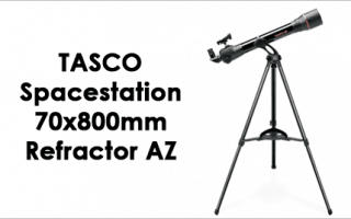 Tasco Spacestation 70x800mm Review